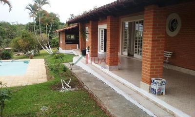 Chácara Residencial Para Venda E Locação, Chácara Flórida, Itu. - Ch0049