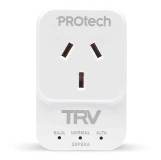 Protector De Tensión Protech E Tv Pc Ps4 2100w 220v Trv