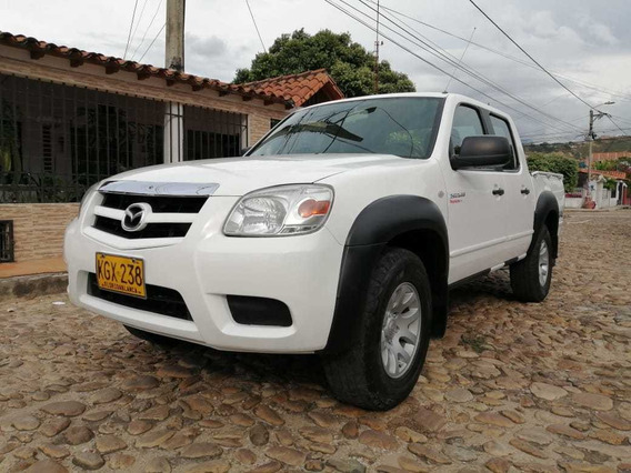 Mazda Bt-50 4x4 2500cc Tdi Mt Aa Fe Ab Abs