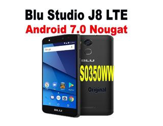 Software Original Blu Studio J8 Lte S0350ww