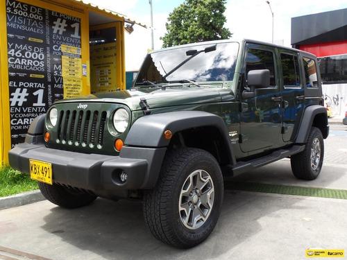 Jeep Wrangler Unlimited Sahara Diesel 2009 Motor 2.8 Cdr