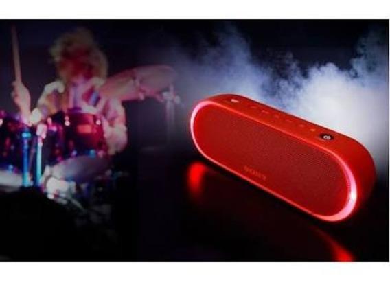 Caixa De Som Sony Bluetooth Srs-xb20 , Extra Bass , Nfc