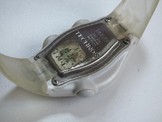 Relógio Digital Feminino Mormaii (technos) Usado Barato