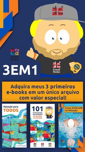 Imagem 1 de 4 de E-books De Natação