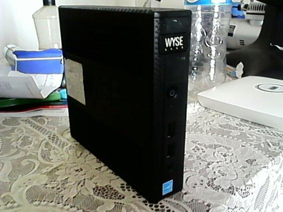 Desk Portatil Wyse Dx0d 16gb Hd 4gb Ram Amd 1.40ghz Win 7