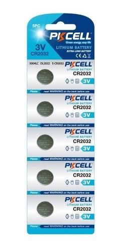 Bateria Litio Cr2032 Blister X 5 Cr2032