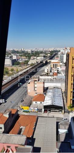 Imagem 1 de 11 de Excelente Sala Comercial Para Locação No Coração De Santana Ao Lado Do Metro 1 Vaga De Garagem  - Cf28173