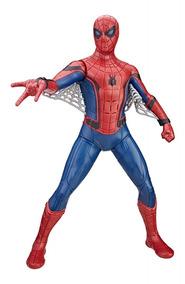 Boneco De Ação - 25 Cm - Spider-man Homecoming - Tech Suit -