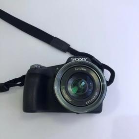Câmera Sony Cybershot Semi-profissional Dsc-hx100v C Defeito