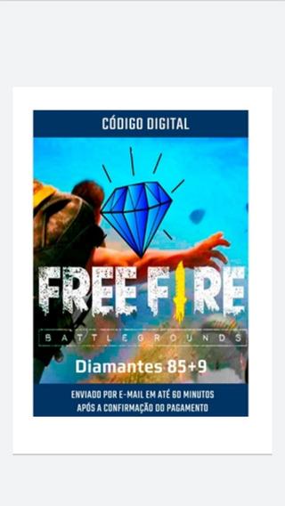 Diamantes Free Fire Reacarga Na Conta Envio Imediato.