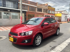Chevrolet Sonic At 1600cc Aa