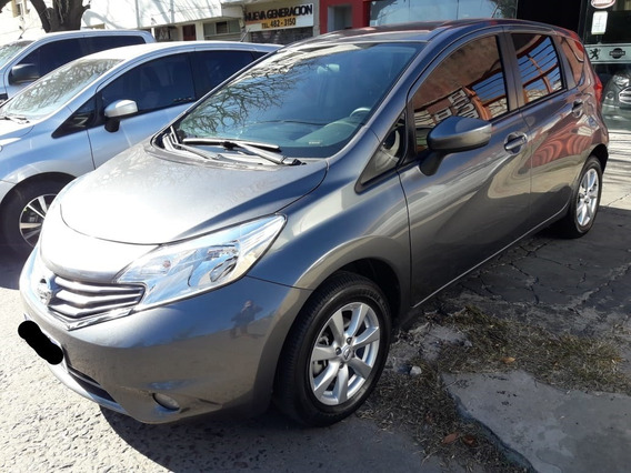 Nissan Note Advance 1.6 Aut. (cvt) - 2018