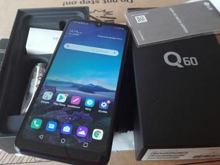 Teléfono Lg Q60 6.26 Pulgadas Hd+ 64gb 3gb R Nuevo De Caja