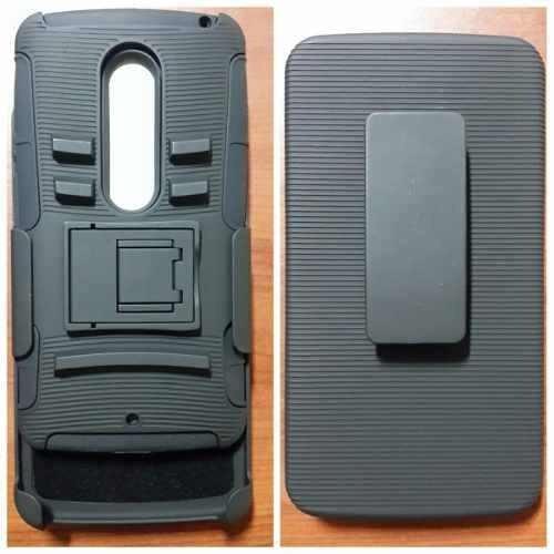 Case Funda Moto X Play Motorola X3 Xt1562/63 Moto G3 Gancho