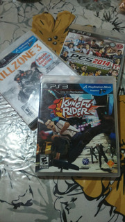 Kung Fu Rider Ps3 Original Impecable