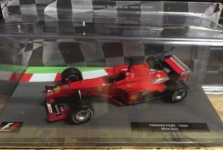 Coleccion Formula 1 Mika Salo Nº 35