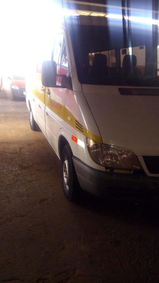 Mercedes Benz Sprinter Van 2.2 Cdi 313 Ar Condicionado 9760