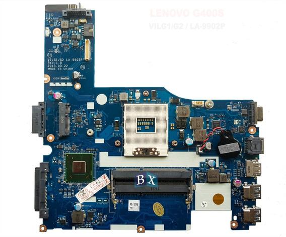 Placa Mãe Lenovo G400s Ilg1/g2 La-9902p Nova Nfe