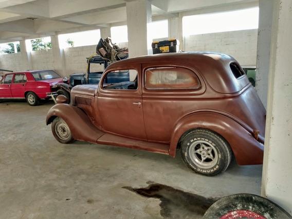 Ford Ford Slantback V8 Ano 1935 Rat Hod Hot