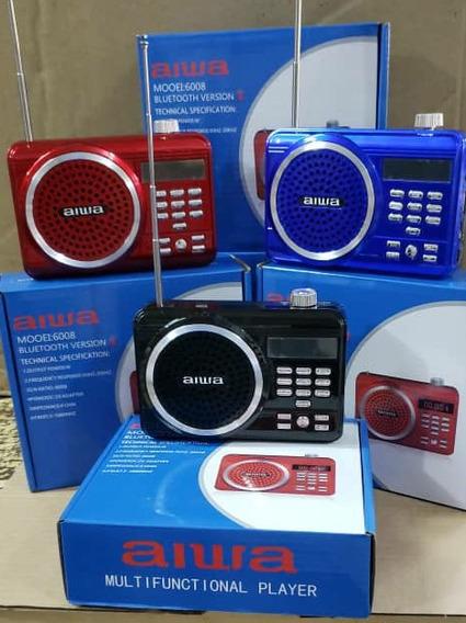 Radio Recargable Reproductor Mp3 Usb Micro Sd