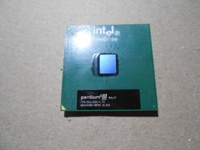 Microprocesador Retro Pentium 3 733 Mhz Socket 370 Ppga
