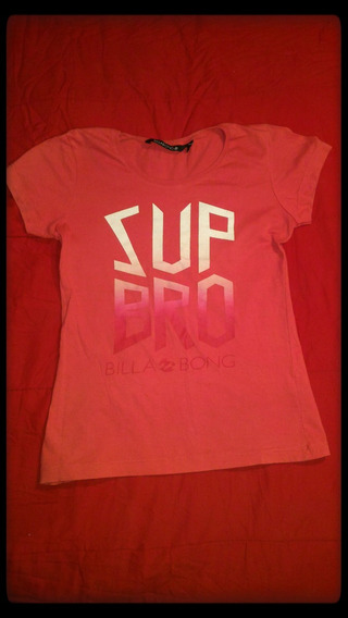Remera Billabong - Surfer - Talle M