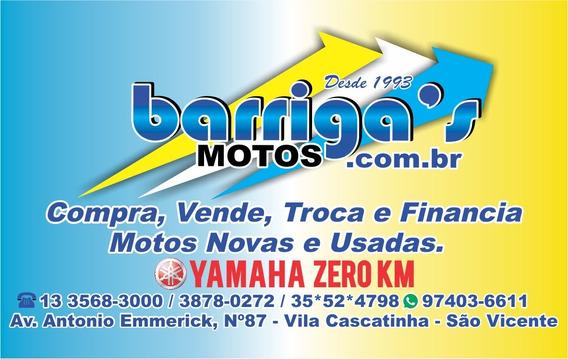 Honda Nxr Bros 160cc 2016 Preta