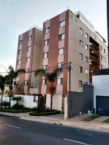 Cobertura Com 3 Quartos Para Comprar No Sagrada Família Em Belo Horizonte/mg - 1542