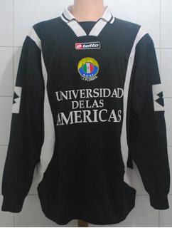 Camiseta Arquero Audax Italiano 2005 Lotto, #16 Varas
