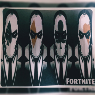 Mausepad Fortnite Ibudk-1800/4k Gamer