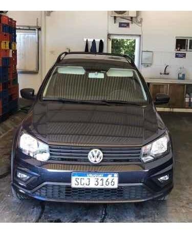 Volkswagen Saveiro 1.6 Gp Cd Trendline 101cv 2017