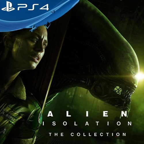 Alien Isolation The Collection Ps4 Garou Games