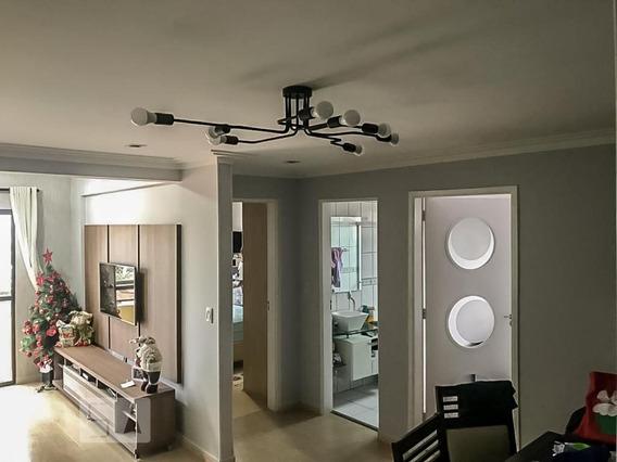 Apartamento Para Aluguel - Vila Rosália, 2 Quartos, 74 - 893056761
