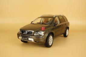 Miniatura Volvo Xc90 T5 Classic Marrom 1:18 - Peça Coleção !