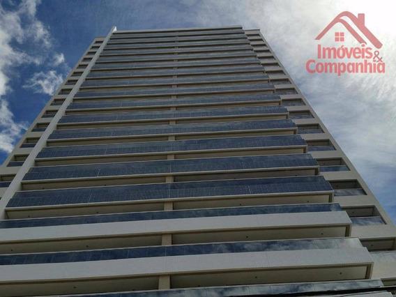 Apartamento Residencial À Venda, Dionisio Torres, Fortaleza. - Ap1326
