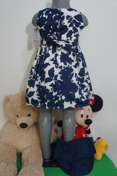 Vestido Para Niña Marca Carters 8885109 Importado Usa