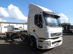 Volvo Vm 260 6x2r 2010 2011 Truck Chassi, Sb Veiculos
