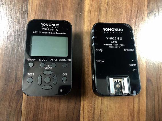 Kit Controlador Flash Yn622n-tx E 1 Transceptor Yn-622n Ii