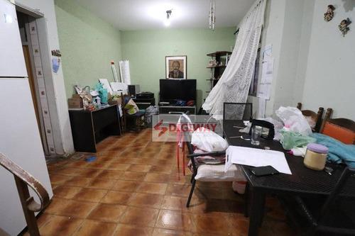 Imagem 1 de 26 de Sobrado Com 3 Dormitórios À Venda, 85 M² Por R$ 599.999,98 - Aclimação - São Paulo/sp - So0419