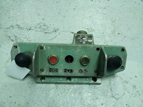 Mando Para Prensa Exentrica Con 4 Botones Pulsadores 13047