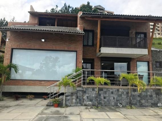 Se Vende Casa 465m2 4h+s/5b+s/4p Alto Hatillo