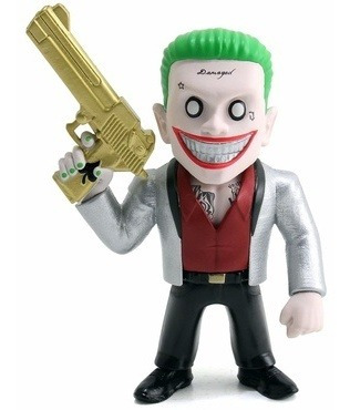 Figura Metals Joker Boss 11 Cm (97567) - Die Cast