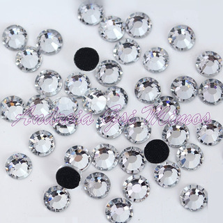 Strass Hotfix 4mm (1.000 Un) 1ª Categoria A - Vidro