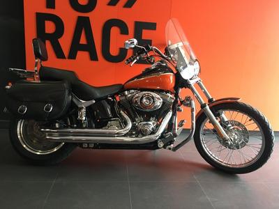 Harley Davidson - Softail Standard Fxst - Preta