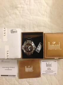 Relógio Dumont Anadigi