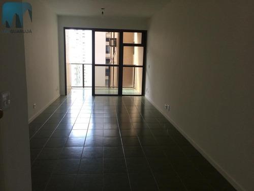 Apartamento A Venda No Bairro Centro Em Guarujá - Sp.  - 863-1