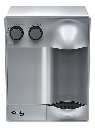 Purificador Água Refrigerado Por Compressor Soft Star Prata