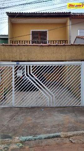 Sobrado Residencial Para Venda E Locação, Jardim Adriana, Guarulhos. - So0362
