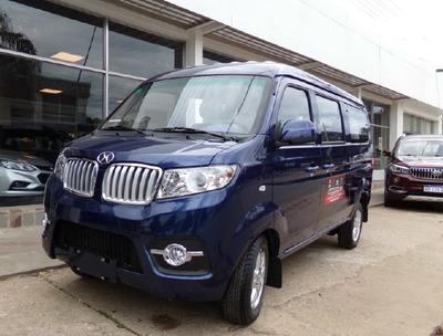 Shineray X30 Van Full Abs+ Esp 7 Pasajeros 0km Año 2020