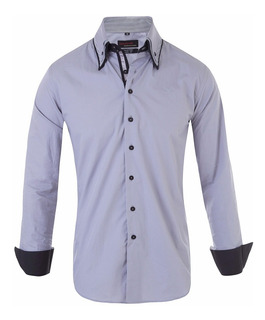 Camisa Entallada Importada - Quality Import Usa